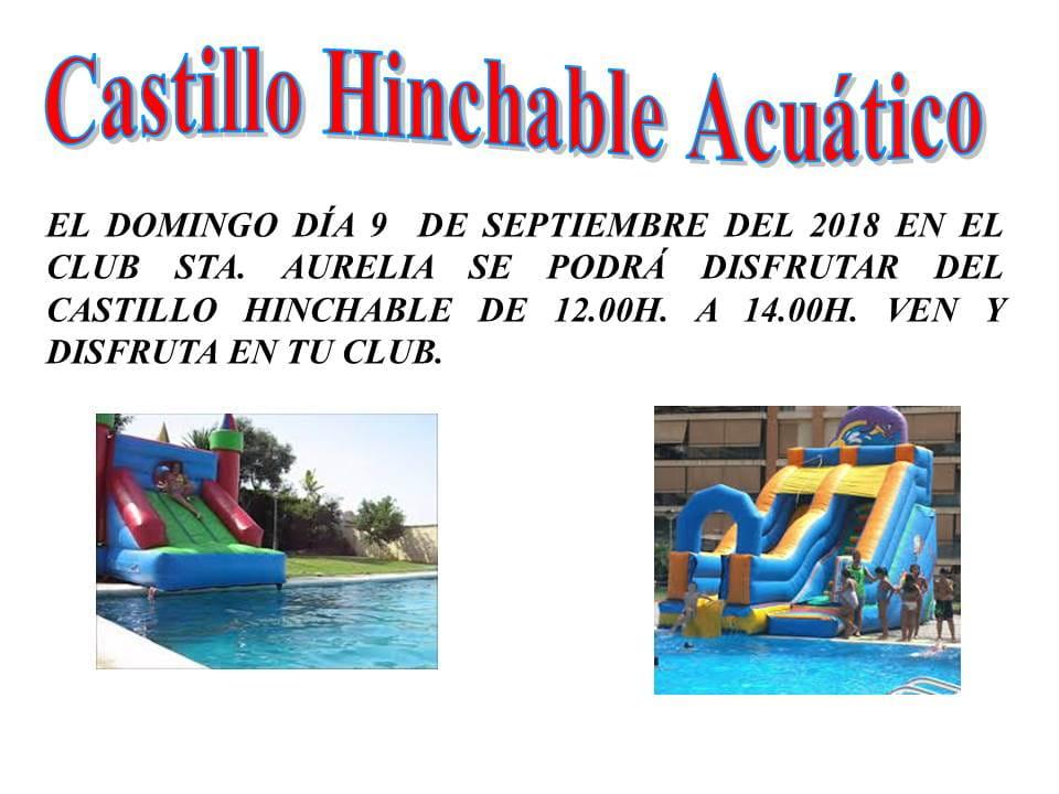 CASTILLO HINCHABLE 18