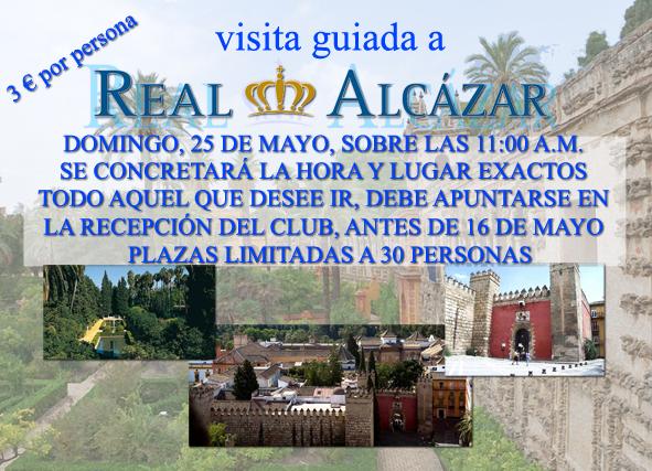 REAL ALCAZAR WEB