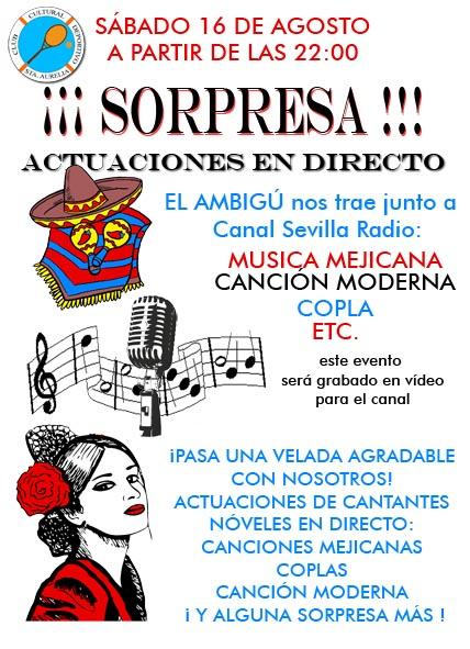 Cadena Radio Sevilla2 WEB